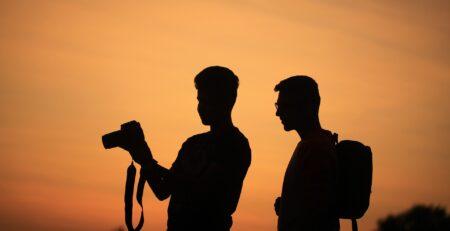 Fotografen im Austausch
